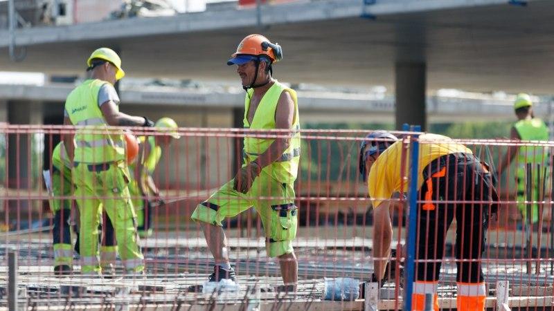 Аналитик: экономика Эстонии продолжает быстро расти благодаря строительству