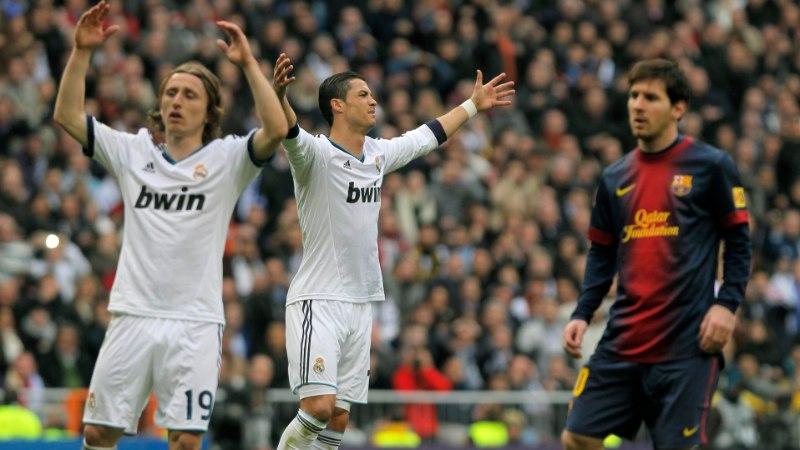 NII SEE JUHTUS | Sport 04.12: Ronaldo ja Messi valitsusaja lõpp tekitas vastakaid emotsioone