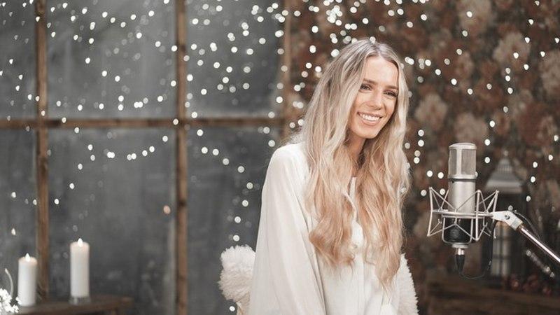 """VIDEO   Liis Lemsalu esitab koguperefilmi """"Eia jõulud Tondikakul"""" tunnuslugu"""