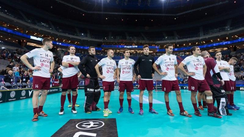 Saalihoki MMil lõppes alagrupiturniir, Läti mängis maha hiilgava võimaluse