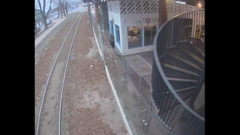 Полиция ищет героиню, которая помогла задержать воровку на Балтийском вокзале
