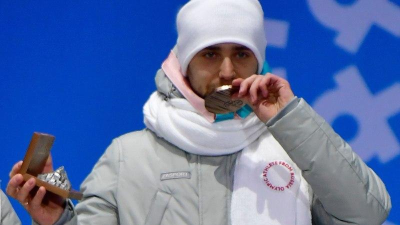 Dopinguga patustanud Venemaa olümpiamedalist sai pika võistluskeelu