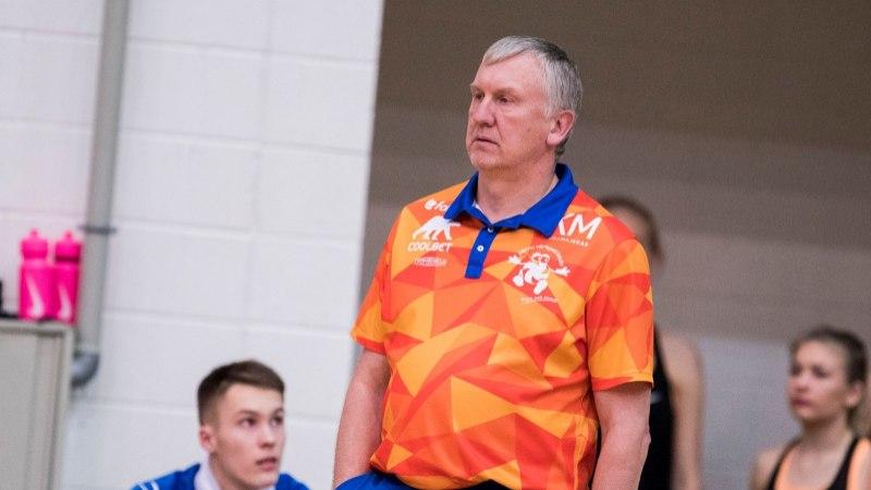 Pärnu vollemeeskond kaotas Itaalia klubile ka kordusmängu kindlalt