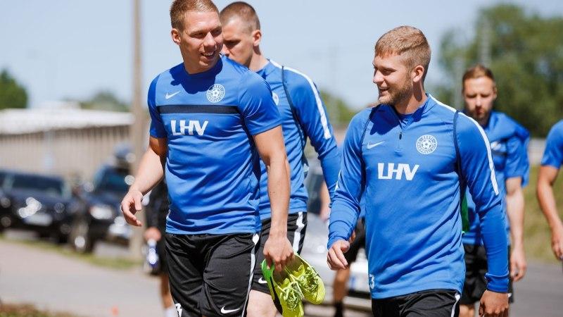 Eesti jalgpallikoondislane tegi huvitava klubivahetuse!