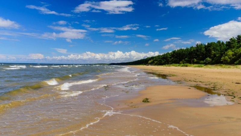 Пляж в Нарва-Йыэсуу попал в ТОП-50 лучших городских пляжей мира