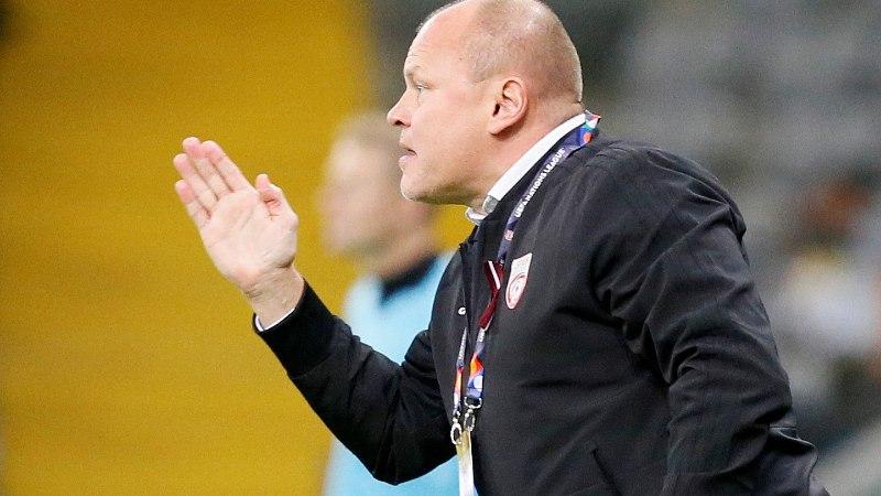 Läti jalgpallikoondise peatreener sai kinga, ainuke võit teeniti Eesti üle