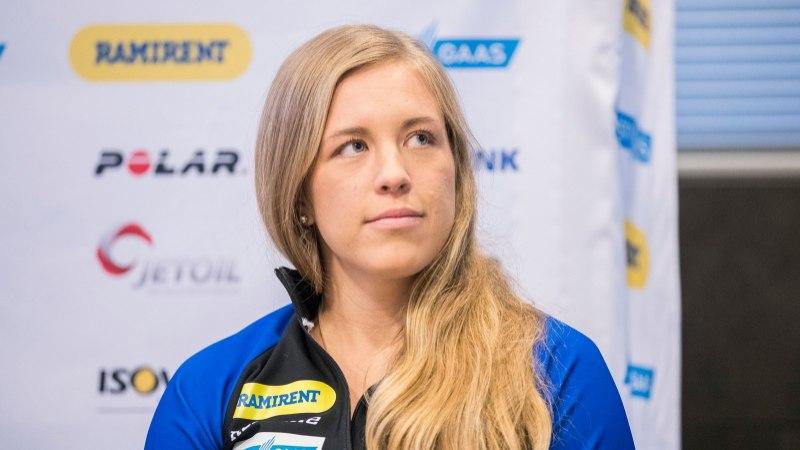 Talisportlastele ka häid tulemusi - Johanna Talihärm võidutses ookeani taga