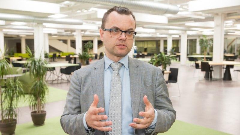 Ülikooli raamatukogu eksjuht uurimise all: Martin Hallikut võib oodata kohtutee