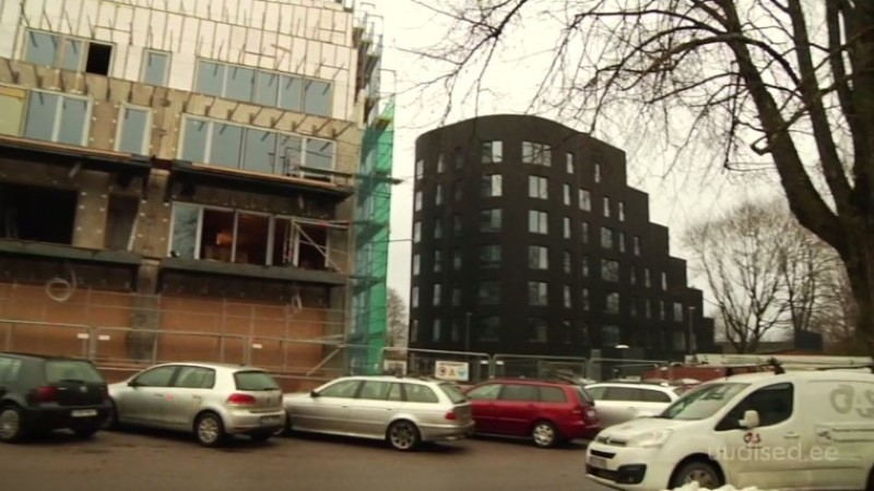 TV3 VIDEO | Ehitusbuum? Tartu linna kerkib ridamisi uusi korrusmaju
