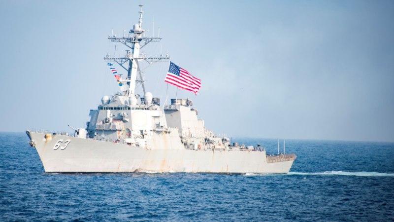 CNN: США готовятся направить свой корабль в Черное море