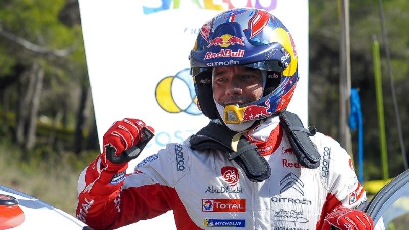 Kuulujutud ei vasta siiski tõele? Rallilegend Sebastien Loeb ei liitu Hyundaiga