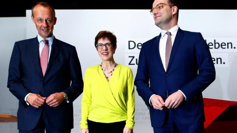MERZ või MINI-MERKEL? Kes valitakse täna Angela Merkeli mantlipärijaks?