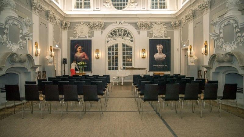 GALERII | Köleri ja Weizenbergi näituse pidulik avamine Kadrioru lossis