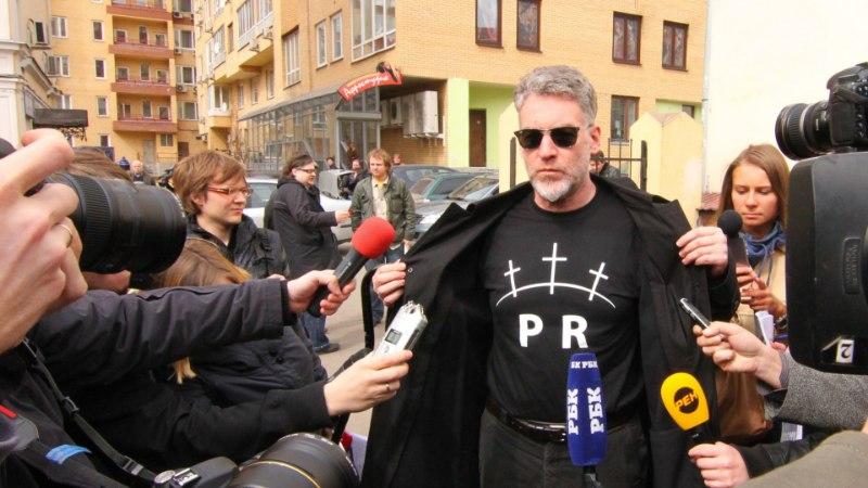 """Артемий Троицкий пообещал """"двинуть в рыло"""" Соловьеву и Киселеву"""