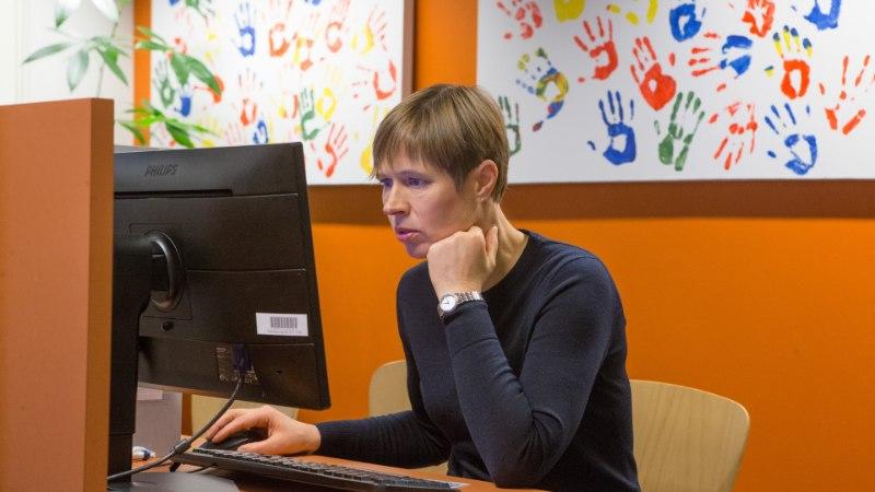 100 MÕJUKAIMAT NAIST: Kersti Kaljulaid kuulub maailma võimsamate naiste sekka