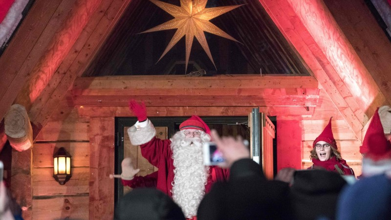 TV3 VIDEO   Lapimaale jõuluvanale külla sõitmiseks peaks arvestama ootamatult suure summaga