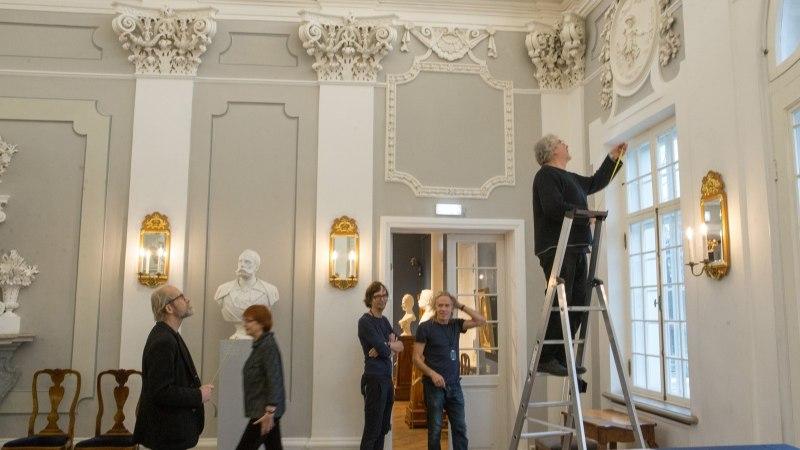 GALERII | Kadriorus avatakse Köleri ja Weizenbergi suurnäitus
