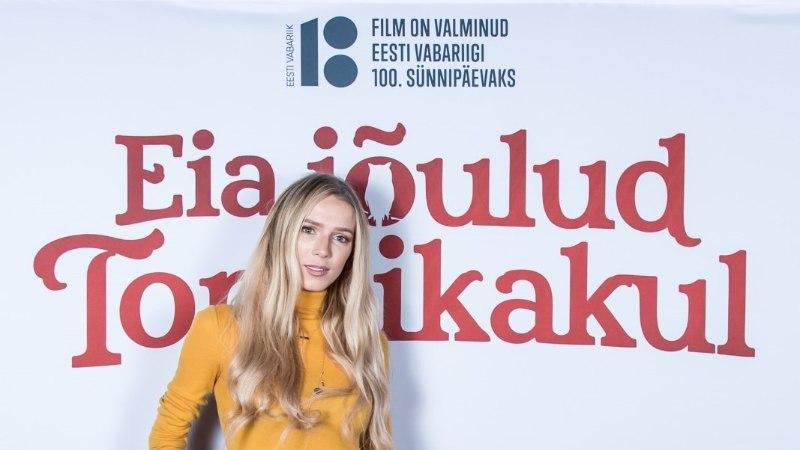 TV3 VIDEO | Kes suudles jõulufilmis Liis Lemsalu?