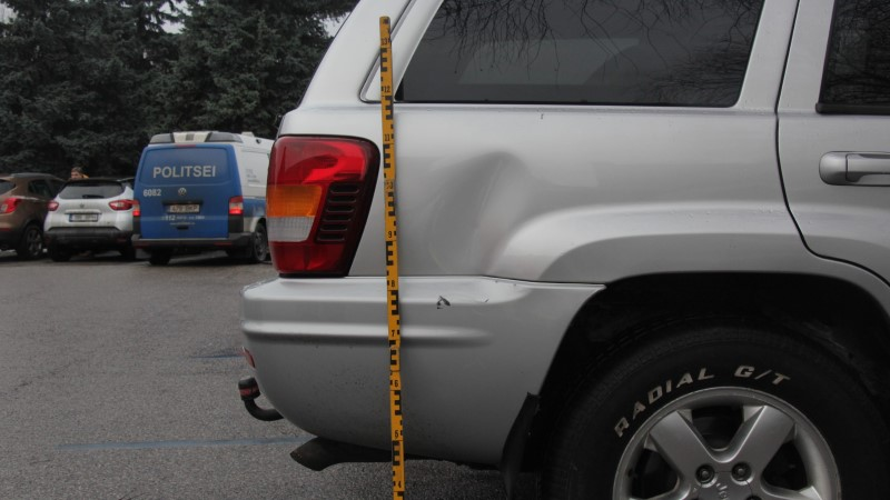 Politsei otsib Tartumaal juhtunud avarii tunnistajaid