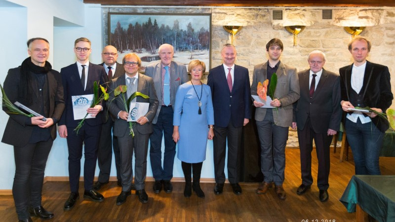 FOTOD | Kristi ja Siim Kallase fond jagas stipendiume