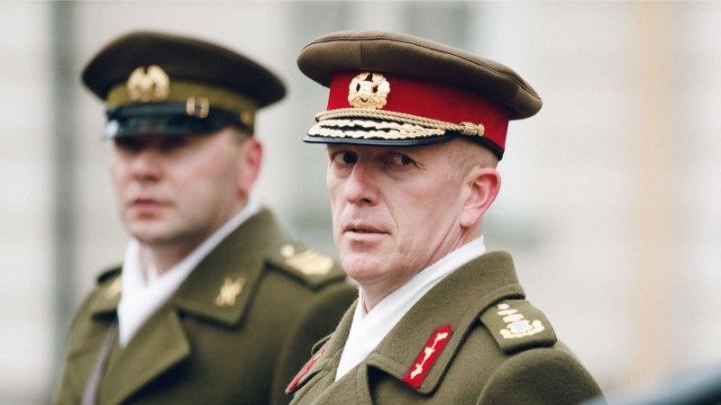 Kaitseväe uus juht toetab osade väeliikide puhul pikemat ajateenistust