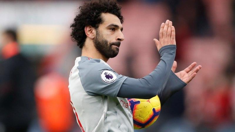 Tõeline meeskonna hing! Superpartii teinud Salah loovutas parima mängija auhinna töökale tiimikaaslasele