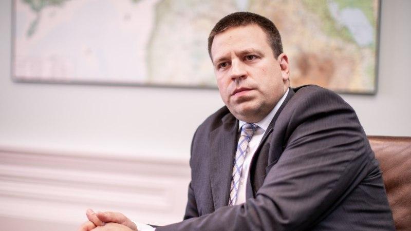Jüri Ratas: hukkunud päästeametnik näitas üles kodanikujulgust