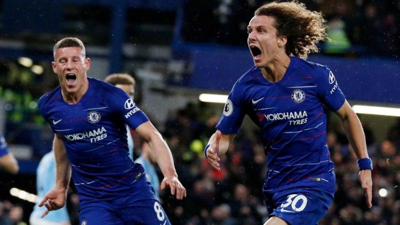 VIDEO | Üliefektiivne Chelsea kinkis Manchester Cityle hooaja esimese kaotuse!