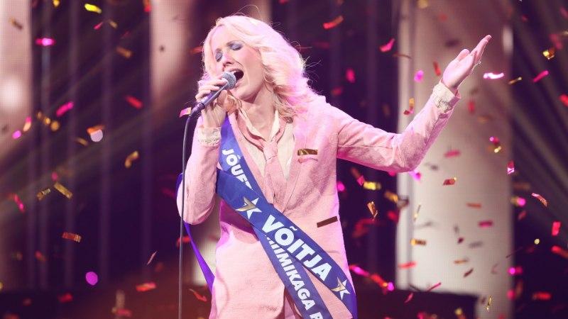 Näosaate võitja Saara Kadak: tegelikult polnudki ABBA mu enda idee!