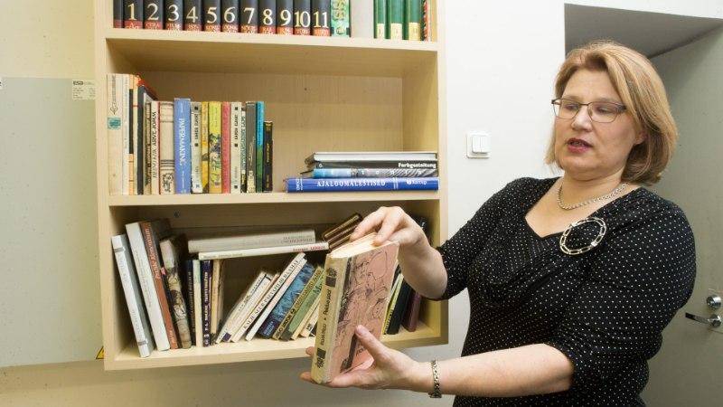 VIDEO | Kuidas koduraamatukogu korras hoida, et see ei kapsastuks?