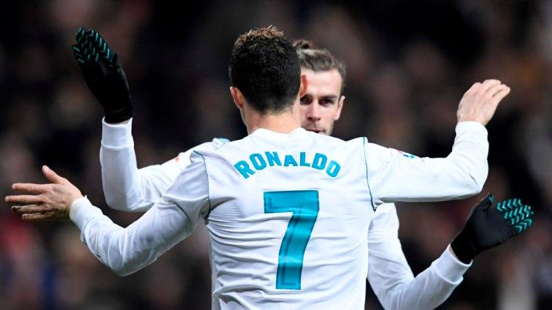 GALERII | Vana hea Ronaldo vedas Reali kindla võiduni