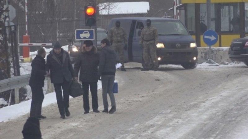 Обмен шпионами между Россией и Эстонией попал на ВИДЕО