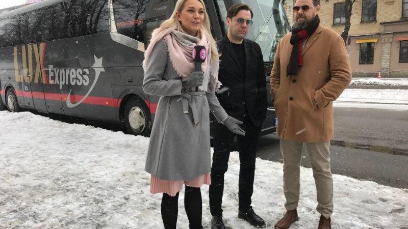 """GALERII   """"Klassikokkutulek 2"""" näitlejad sõitsid Saaremaale esilinastusele!"""