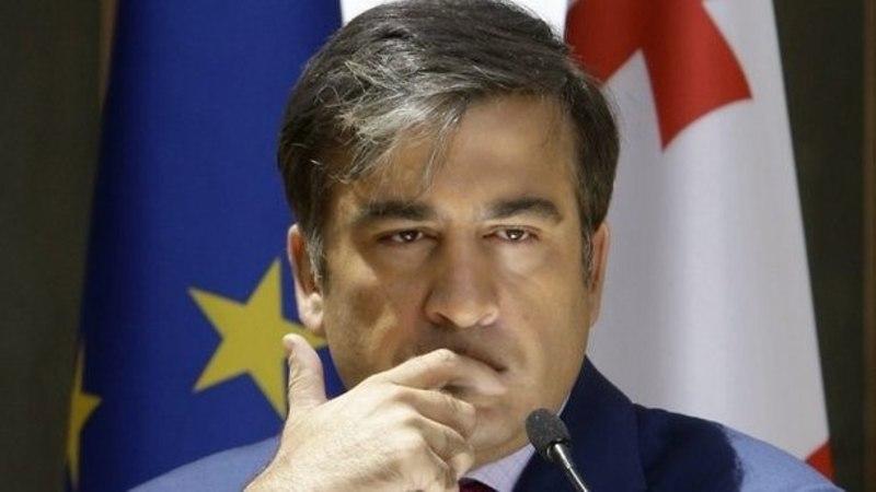 Михаила Саакашвили выслали из Украины