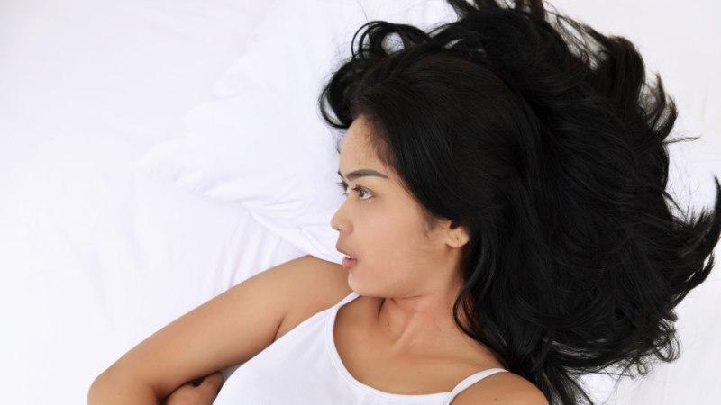 Lihtne nõks, mis aitab selgitada, kas sa puhkad öösiti korralikult välja