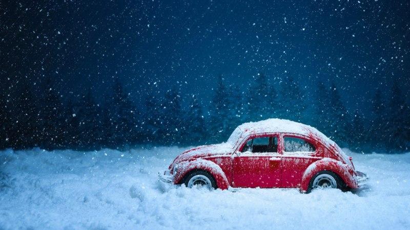 Talvesõidu ABC: neid nippe appi võttes ei jää sa kunagi lumehange kinni