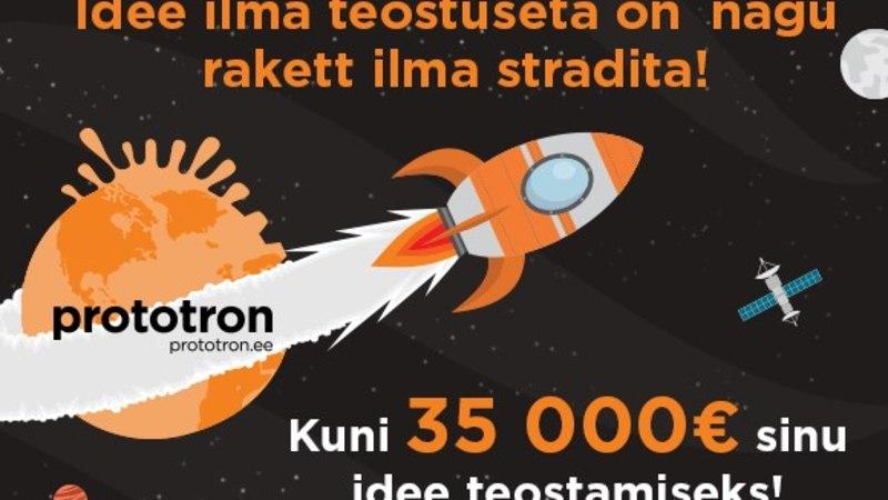 Prototron toetab 2018. aastal teadlasi ja leiutajaid 130 000 euroga