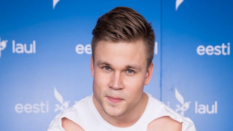 ÕL VIDEOANKEET  Kas hurmur Indrek Ventmann jätaks lauljakarjääri nimel proviisoriameti?