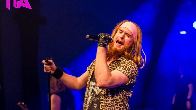 Taanlased saadavad Eurovisionile pikajuukselise viikingi