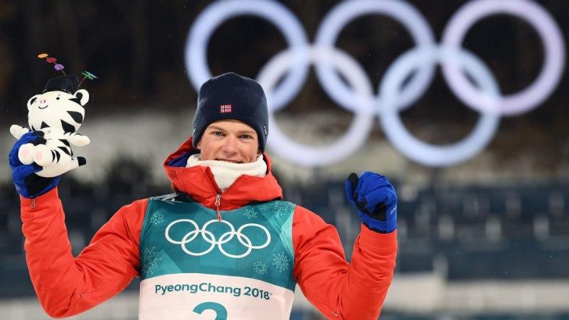 TOHOH! Olümpiaajalugu teinud Kläbol on tugevad sidemed Eesti ja Raplaga