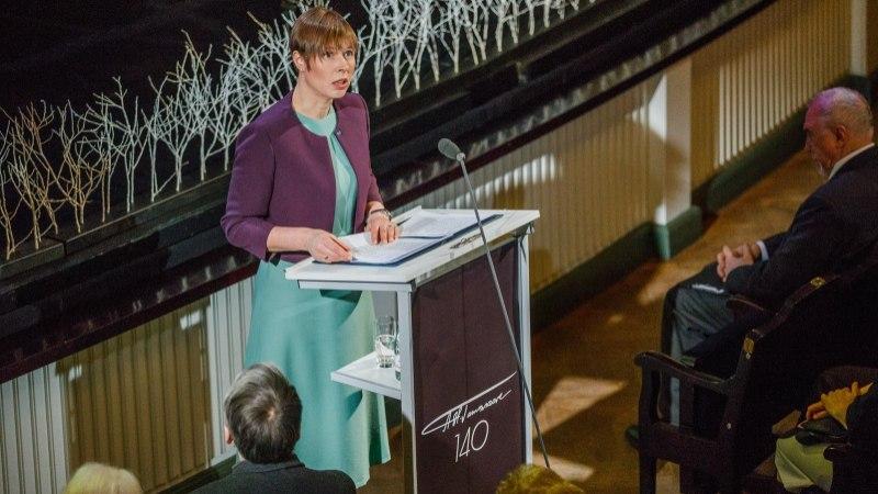 VIDEO | Presidendi kõnevõistluse võitsid Tallinna noored