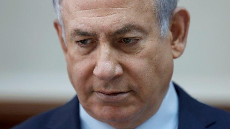Iisraeli politsei sõnul on peaminister Netanyahu korruptant