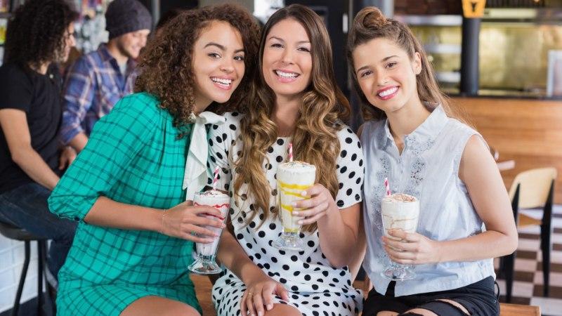 SÕBRAPÄEV: neli viisi, kuidas sõbrad su tervist parandavad!