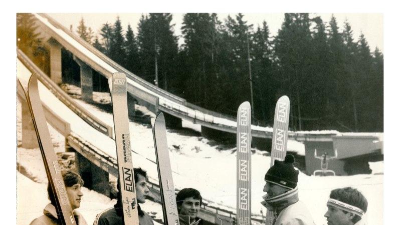 GALERII | Matti Nykänenile au ja kuulsust toonud olümpiamängude hüppemägi on kokku kukkumise äärel