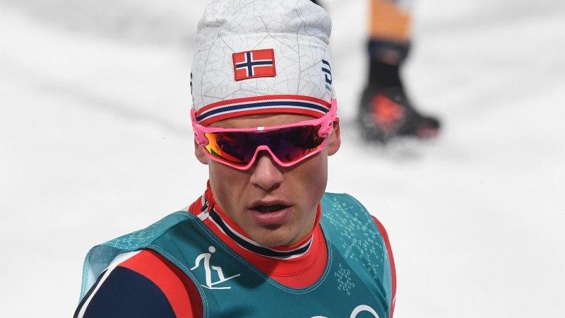 Millegi suure algus? Norra suusakomeet võitis esimese olümpiakulla