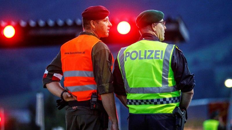 В Австрии похитили трёхлетнюю девочку из России