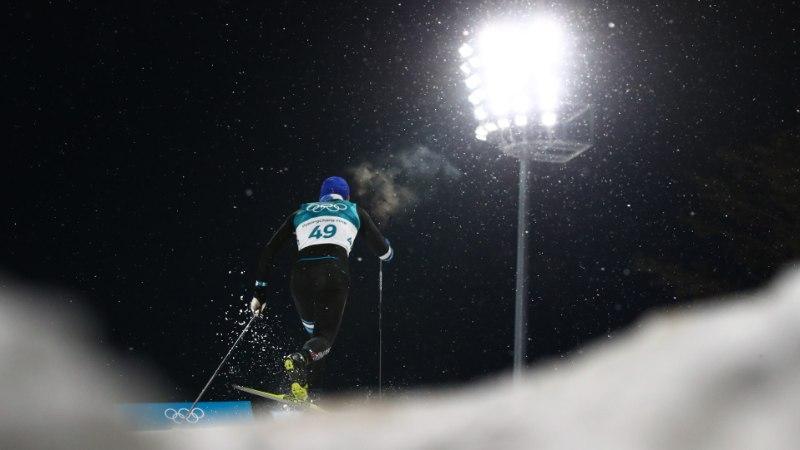 ÕL OLÜMPIAL | Karel Tammjärv: isegi Algo Kärp käis enne suuski testimas, et Markol oleks kõige libedamad ja paremini pidavad suusad all
