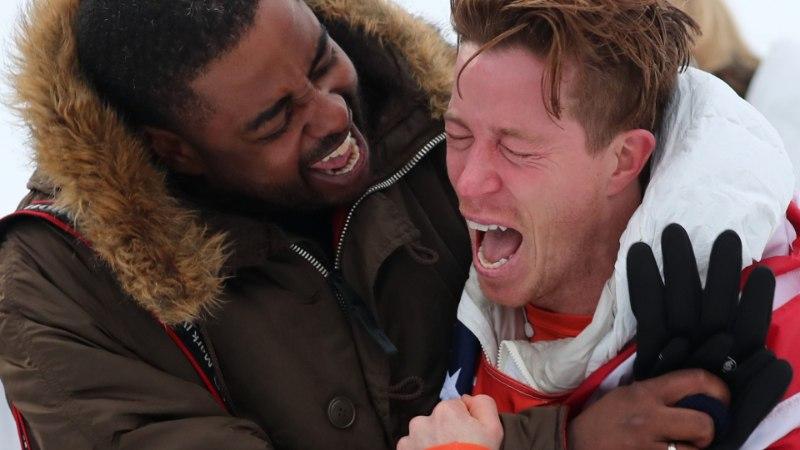 ÕL OLÜMPIAL | Mart Treial: kuidas ma Shaun White'iga koos nutsin