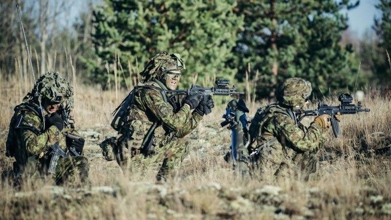 Eesti ostab sõduritele 200 miljonit euro eest laskemoona