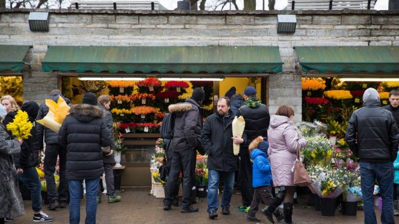 Tallinn sai kohtuvaidluses lillemüüjate üle võidu